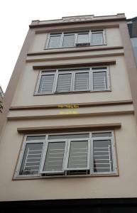 Sen hoa cửa sổ inox mẫu 3