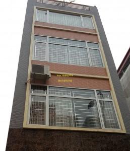 Sen hoa cửa sổ inox mẫu 4