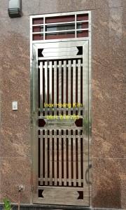 Cổng inox mẫu 45