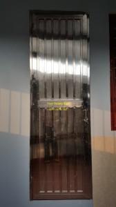 Cổng inox mẫu 78