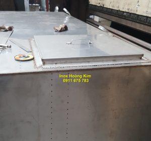 Bồn nước ngầm inox mẫu 5