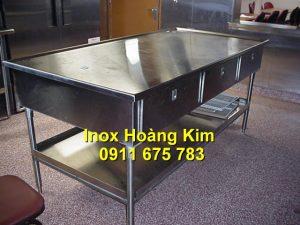 Tủ inox mẫu 2