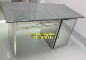 Tủ inox mẫu 4