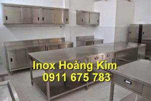 Tủ inox mẫu 5