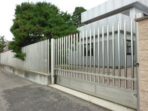 Giới thiệu hàng rào inox