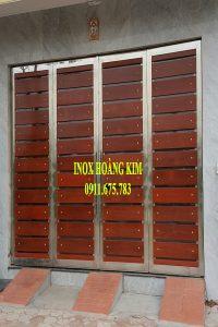 Cổng Inox Mẫu 100