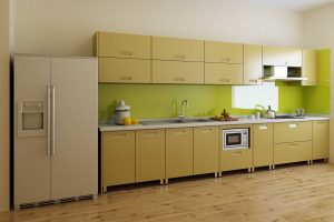 Có nên dùng tủ bếp inox cho bếp gia đình hay không?
