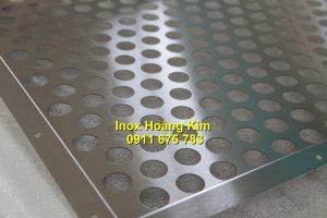 Inox cắt CNC mẫu 3