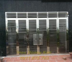 Cổng inox mẫu 15