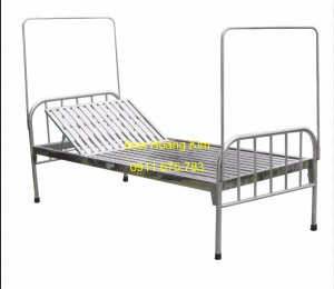 Giường inox mẫu 1