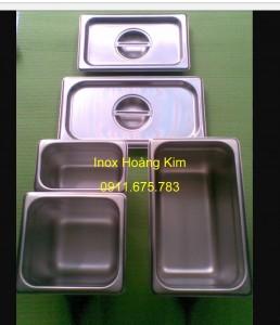 Khay đĩa inox mẫu 6