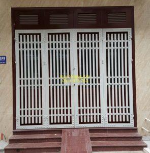 Inox Sơn Tĩnh Điện Mẫu 05
